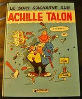 Achille Talon 22 : Le Sort S'acharne - Lucky Luke