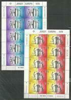 10x JERSEY - MNH - Europa-CEPT - Telephone System - 1979 - 1979