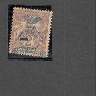 NEW CALEDONIA 1903......Yvert81mh* - New Caledonia