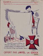 "Pe J L C / Protège-Cahiers Javel  La Croix"" N 1 - Copertine Di Libri"