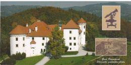 Bogenšperk Grad- Geodetska Zbirka - Schlösser