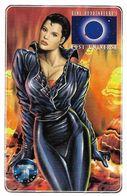 Tekno Comix, Cardboard Phonecard, Canada # Rci-1 - Erotismo (Adulti)