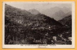 La Valle Di Lanzo A Mezzenile - Panorama - Italy