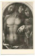 XW 3646 Giovanni Antonio Bazzi Sodoma - Siena Accademia Di Belle Arti - La Pietà Testa Di Bara - Dipinto Paint Peinture - Malerei & Gemälde