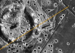 Photo 1939-45  Bombardement Peenemünde V1 V2 - 1939-45