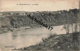 CPA ORLÉANVILLES - MAROC - Le Chélif - écrite Et Circulée - Chlef (Orléansville)