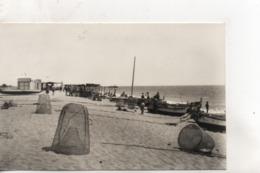 CPA.Espagne.La Pineda.Playa Y Banos - Espagne