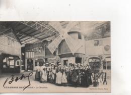 CPA.Folklore.Kermesse Bretonne.Le Moulin.1907 - Trachten