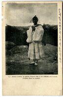 COREE DU SUD  -  BONZE COREEN EN PRIERE  DEPUIS 1392  IL EST DEFENDU AUX BONZES D ENTRER DANS LA CAPITALE  -  VENDU DANS - Korea (Süd)