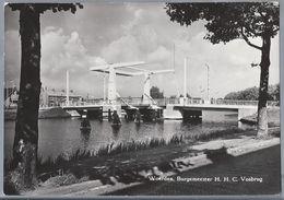 NL.- WOERDEN. BURGEMEESTER H.H.C. VOSBRUG. - Brücken
