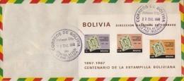 Bolivia Sobre - Bolivia