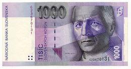 SLOVAKIA - 1000 KORUN -1993 - Slowakije