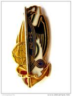 RARE INSIGNE  DE PROMOTION LEGION ETRANGERE EMIA LTN MAINE J.BALME SAUMUR ETAT EXCELLENT - Army