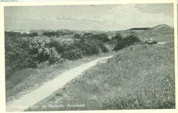 Ameland 1959; Fietspad Door De Duinen - Gelopen. (Foto Hesselink - Nes, Ameland) - Ameland