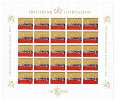 Mi. 369 ** 25er Bogen - Unused Stamps