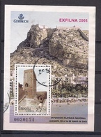 ESPAÑA 2005 - EDIFIL Nº 4169 HOJITA BLOQUE - USADO - 1931-Heute: 2. Rep. - ... Juan Carlos I