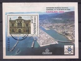 ESPAÑA 2006 - EDIFIL 4236 HOJITA BLOQUE - USADO - 1931-Heute: 2. Rep. - ... Juan Carlos I