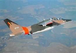 Alpha Jet Appareil D'entrainement Larzac 04 AT 01 - Postcards