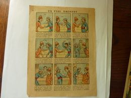 """Un Pari Amusant- Publicité """"Teinture Idéale - Boule """" - Pubblicitari"""