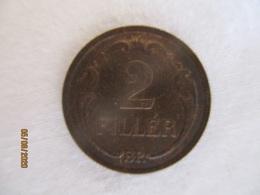 Hungary 2 Filler 1926 - Hungría