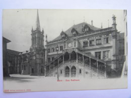 CPA SUISSE - Bern - Das Rathaus - BE Berne