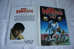 "BOB MORANE  ""Opération WOLF""  EO 1980  Editions:du LOMBARD   TBE - Bob Morane"