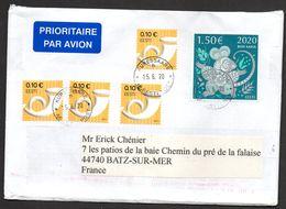 ESTONIE EESTI ESTONIA   Enveloppe Cover 15 06 2020 - Estonie