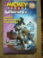 MICKEY PARADE GEANT N°303 / Disney Hachette Presse 04-2008 - Libri, Riviste, Fumetti