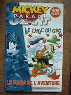 MICKEY PARADE GEANT N°304 / Disney Hachette Presse 06-2008 - Libri, Riviste, Fumetti