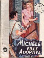 Michèle Fille Adoptive Par Mathilde Osso - Collection Crinoline N°66 - Romantici