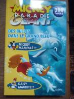 MICKEY PARADE GEANT N°302 / Disney Hachette Presse 02-2008 - Libri, Riviste, Fumetti