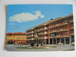 SANTENA  FONTANA  TORINO   PIEMONTE   NON  VIAGGIATA    COME DA FOTO LEGGERE TRACCE DI COLLA SUL RETRO - Italy