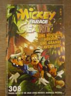 MICKEY PARADE GEANT N°286 / Disney Hachette Presse 06-2005 - Libri, Riviste, Fumetti