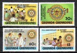 GRENADINES 1980 ** - Grenada (1974-...)