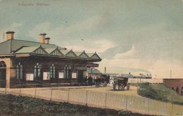 RUNCORN , Cheshire , England , 00-10s ; Railroad Station - England