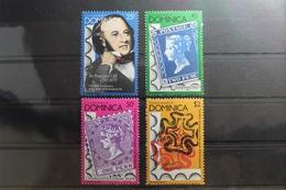 Dominica 615-618 ** Postfrisch #SN012 - Dominica (1978-...)