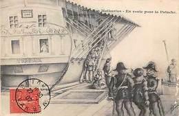 Nos Mathurins - En Route Pour La Patache Perdrix - Cartes Postales