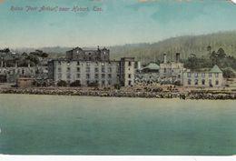 "HOBART , Tasmania , Australia , 00-10s ; Ruins ""Port Arthur"" - Hobart"