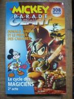 MICKEY PARADE GEANT N°298 / Disney Hachette Presse 06-2007 - Libri, Riviste, Fumetti