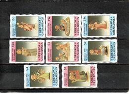 GRENADINES 1990 ** - Grenada (1974-...)
