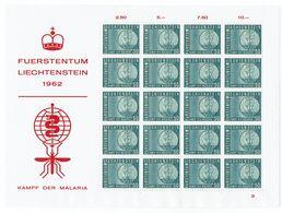 Mi. 419 ** 20er Bogen - Unused Stamps