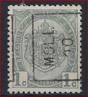 Wapenschild Nr. 81 Voorafgestempeld Nr. 1467   Positie A  MOLL  10 ; Staat Zie Scan ! Inzet Aan 10 € ! - Roller Precancels 1900-09