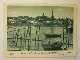 Le Port De Flensbourg (Schleswig-Holstein) - Altri