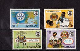 Swaziland - UMM, Rotary, 1984 - Swaziland (1968-...)