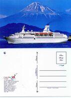 "Ship Postcards - Passenger   Ship ""Astor   ""     Read Description - Non Classificati"