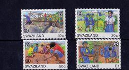 Swaziland - UMM, Girl Guides, 1985 - Swaziland (1968-...)