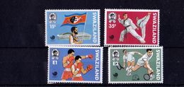 Swaziland - UMM, Olympics, 1988 - Swaziland (1968-...)