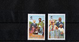 Swaziland - UMM, Evangelical Mission, 1992 - Swaziland (1968-...)