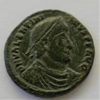 Roman Empire - Valentinianus I. - VOT V MVLT X - F! (#453) - 8. The End Of Empire (363 AD To 476 AD)