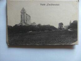 Liechtenstein Veste Liechtenstein - Liechtenstein